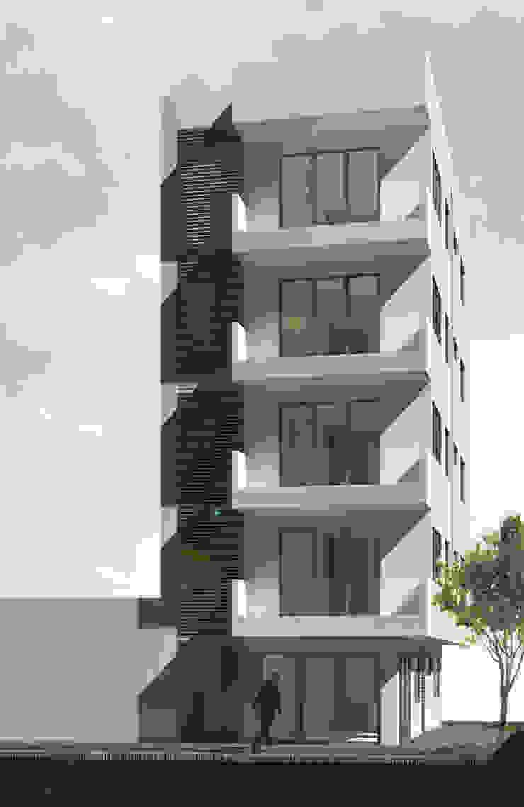 Grupo Moix SAS Moderne Häuser