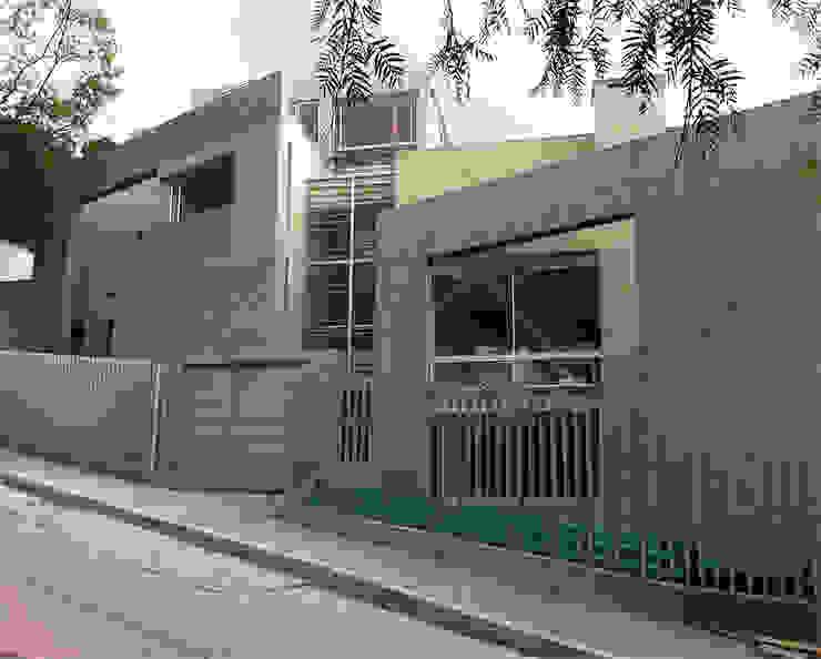 Edificio de Vivienda en el Chicó Casas modernas de MRV ARQUITECTOS Moderno