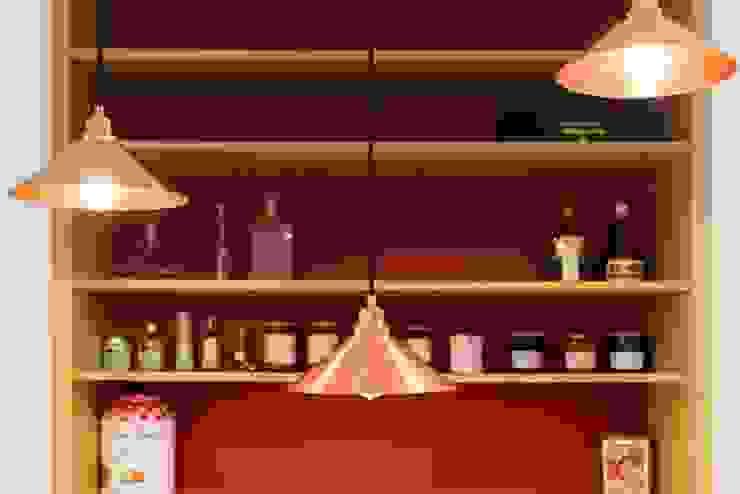 ATELIER FB 現代廚房設計點子、靈感&圖片