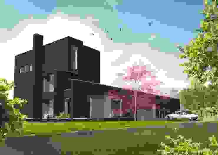modern  by loko architecten, Modern