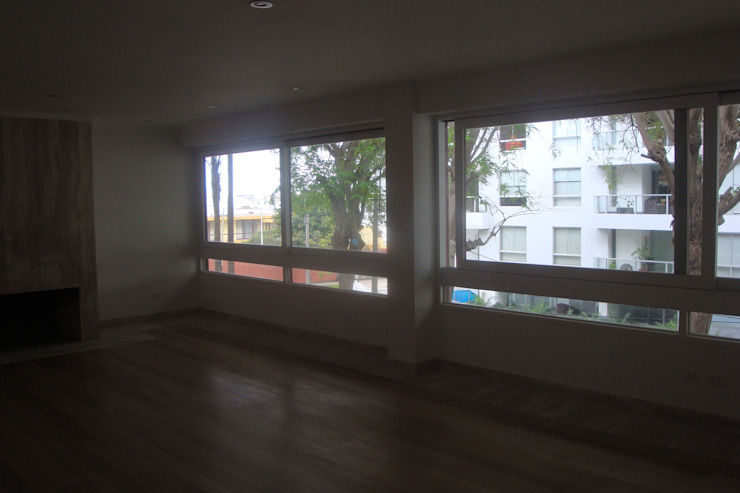 Arquitotal SAC Modern living room