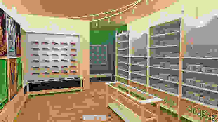Mağaza İç Mekan Uygulaması Partum Tasarım Klasik