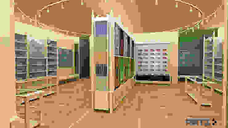 Mağaza İç Mekan Uygulaması Partum Tasarım Kırsal/Country
