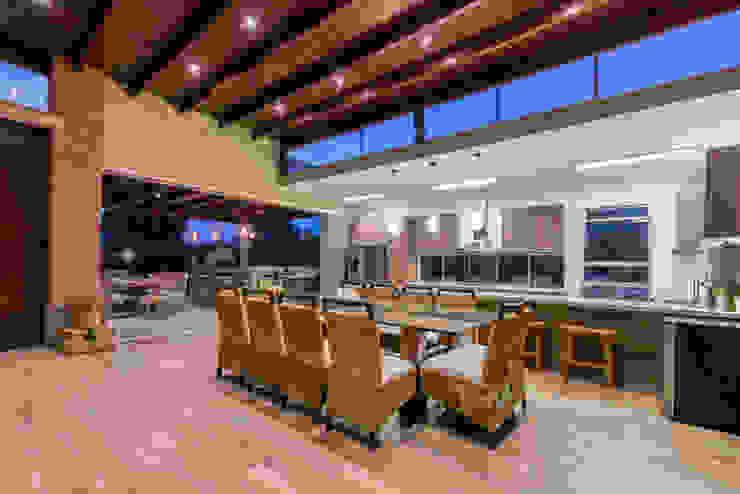 CASA EN CIENEGUILLA Casas modernas: Ideas, diseños y decoración de DMS Arquitectas Moderno