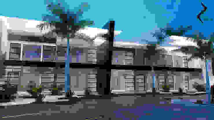 LOCALES COMERCIALES de RJ Arquitectos Moderno