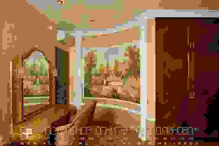 Интерьер квартиры в Беляево в Москве: Гостиницы в . Автор – Мастерская архитектора Аликова,