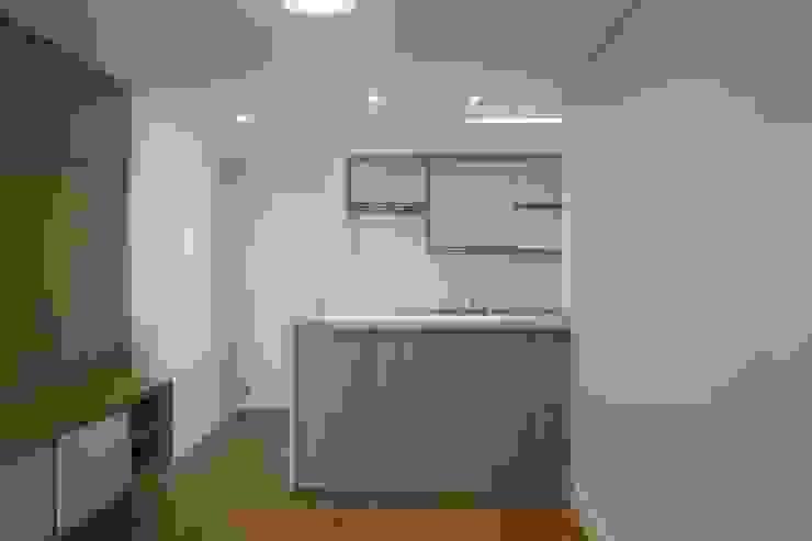 In.home Modern Kitchen MDF Brown