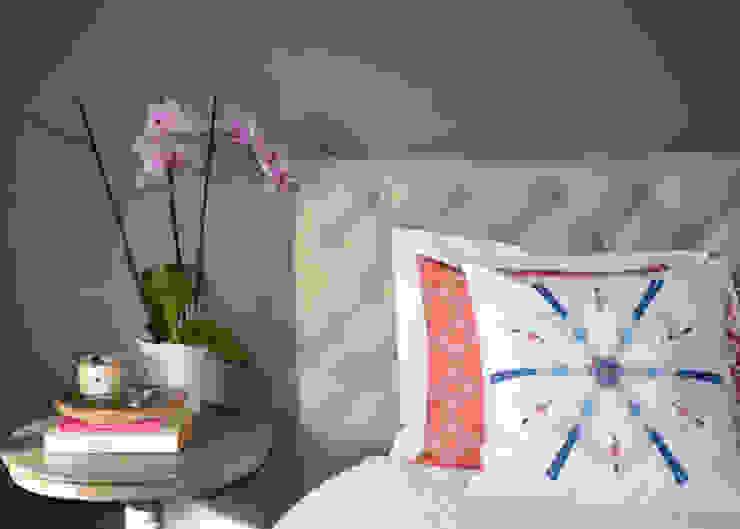modern  by Alexia Lundgreen Design, Modern Textile Amber/Gold
