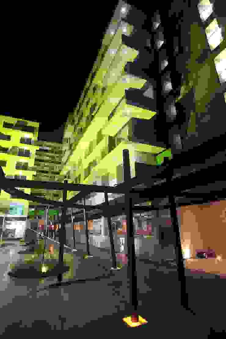 Departamentos Parview Casas modernas de REC Arquitectura Moderno