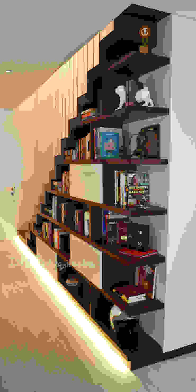 Modern Living Room by DMS Arquitectas Modern