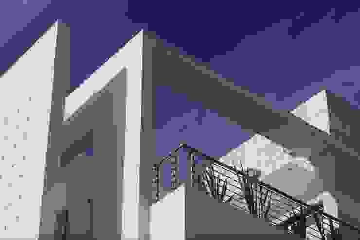 detalle Casas minimalistas de arketipo-taller de arquitectura Minimalista