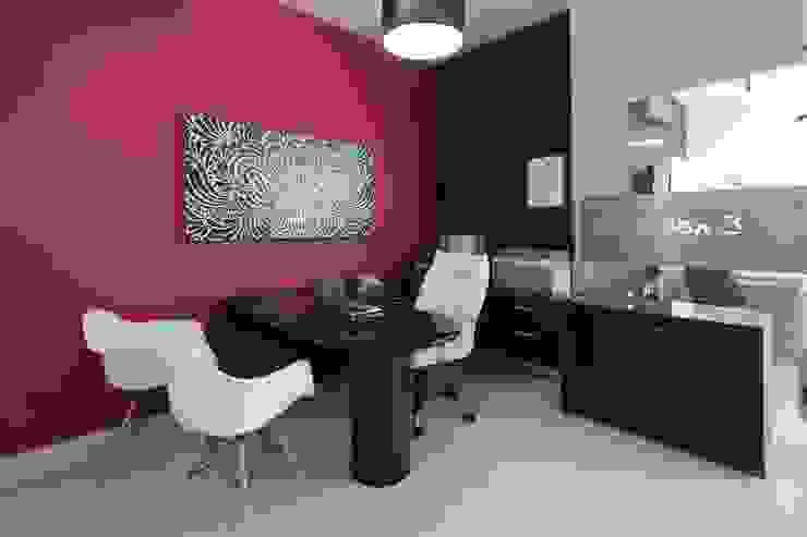 administracion Estudios y despachos minimalistas de arketipo-taller de arquitectura Minimalista