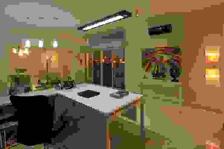 direccion Estudios y despachos minimalistas de arketipo-taller de arquitectura Minimalista