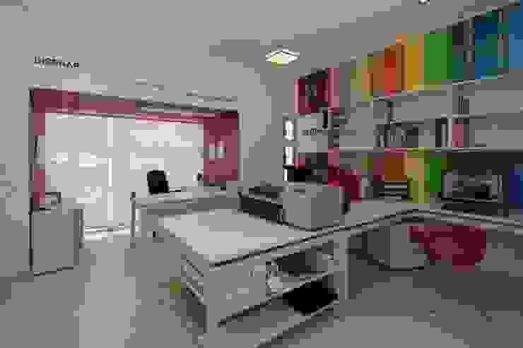 proyectos Estudios y despachos minimalistas de arketipo-taller de arquitectura Minimalista