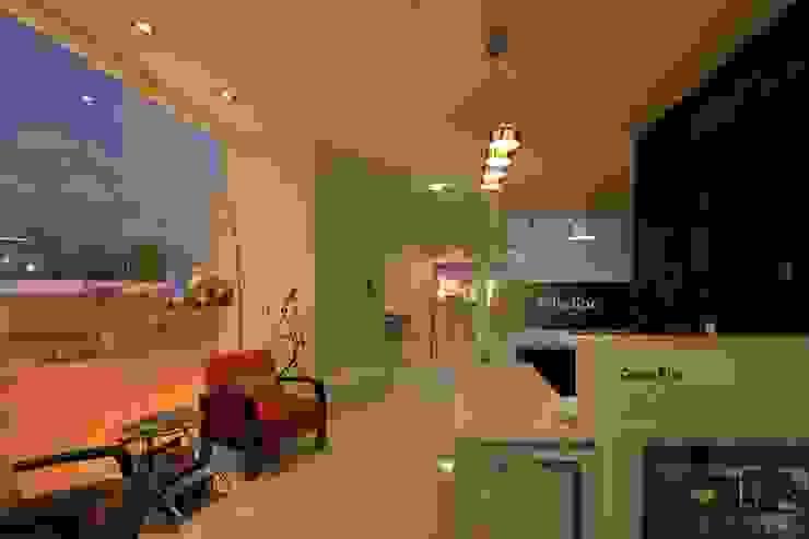 recepcion Estudios y despachos minimalistas de arketipo-taller de arquitectura Minimalista
