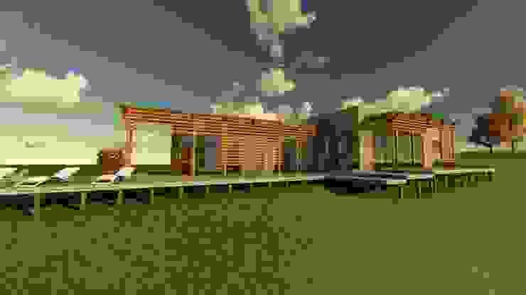Casas modernas: Ideas, imágenes y decoración de CA|Arquitectura Moderno