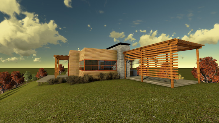 Modern Houses by CA|Arquitectura Modern