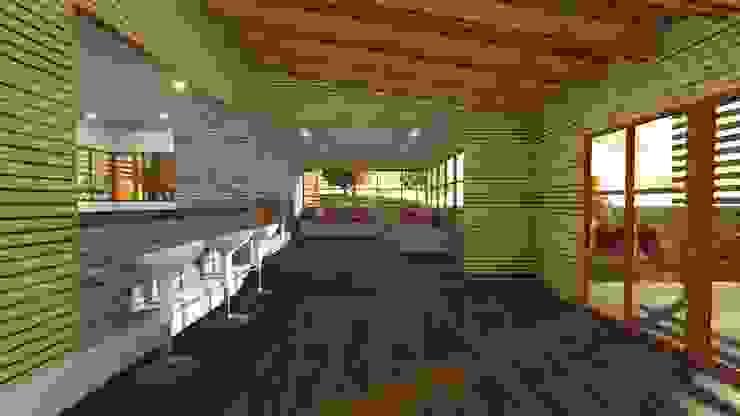 Livings modernos: Ideas, imágenes y decoración de CA|Arquitectura Moderno