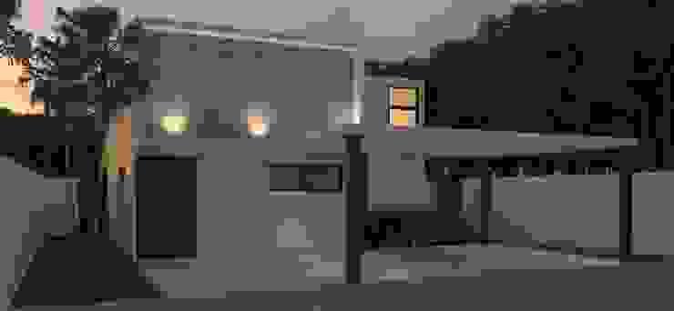 CASA CBR Casas modernas de Ar.Co Moderno Concreto