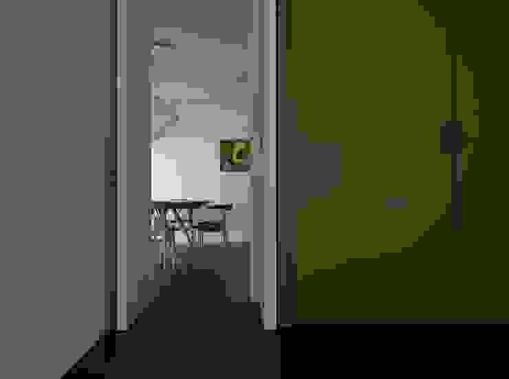 Moderne ramen & deuren van 洪文諒空間設計 Modern