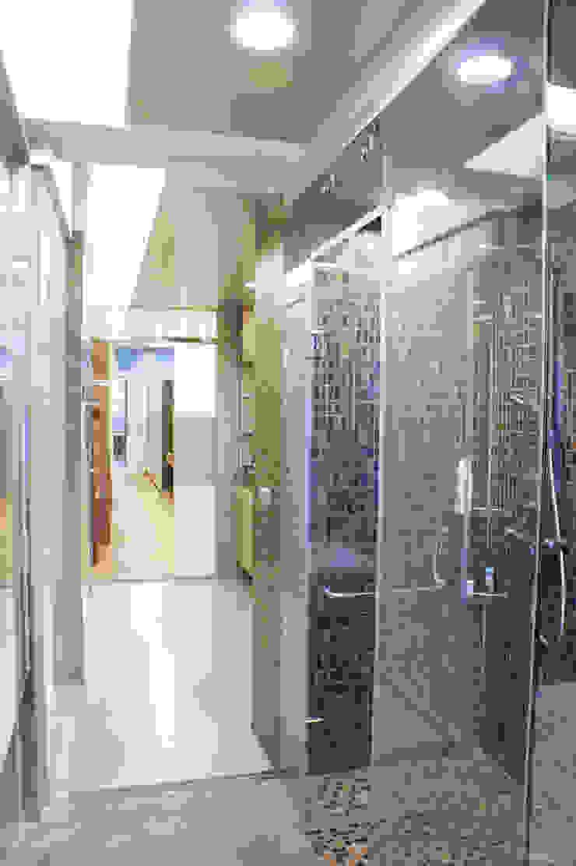 高雄 VILLA 現代浴室設計點子、靈感&圖片 根據 大也設計工程有限公司 Dal DesignGroup 現代風