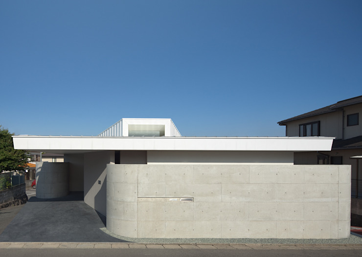 Häuser von 森裕建築設計事務所 / Mori Architect Office, Modern