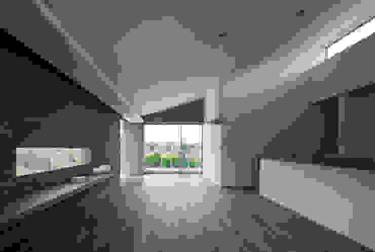 森裕建築設計事務所 / Mori Architect Office ห้องนั่งเล่น