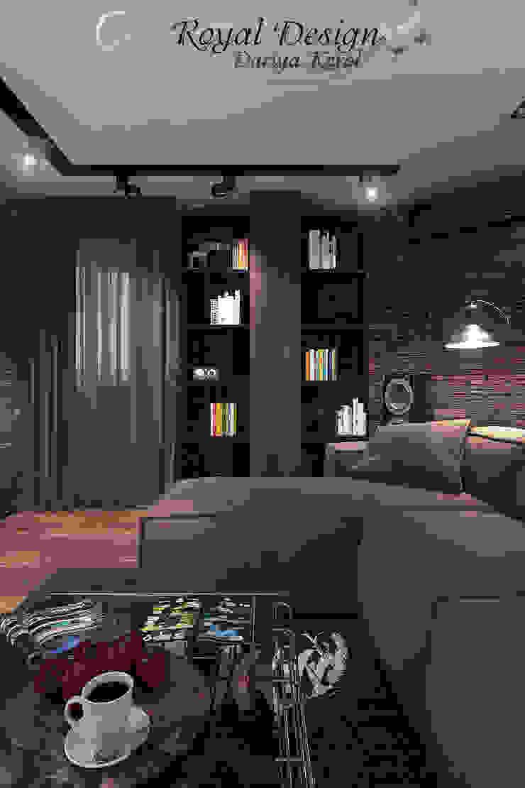 Your royal design Livings de estilo industrial Gris