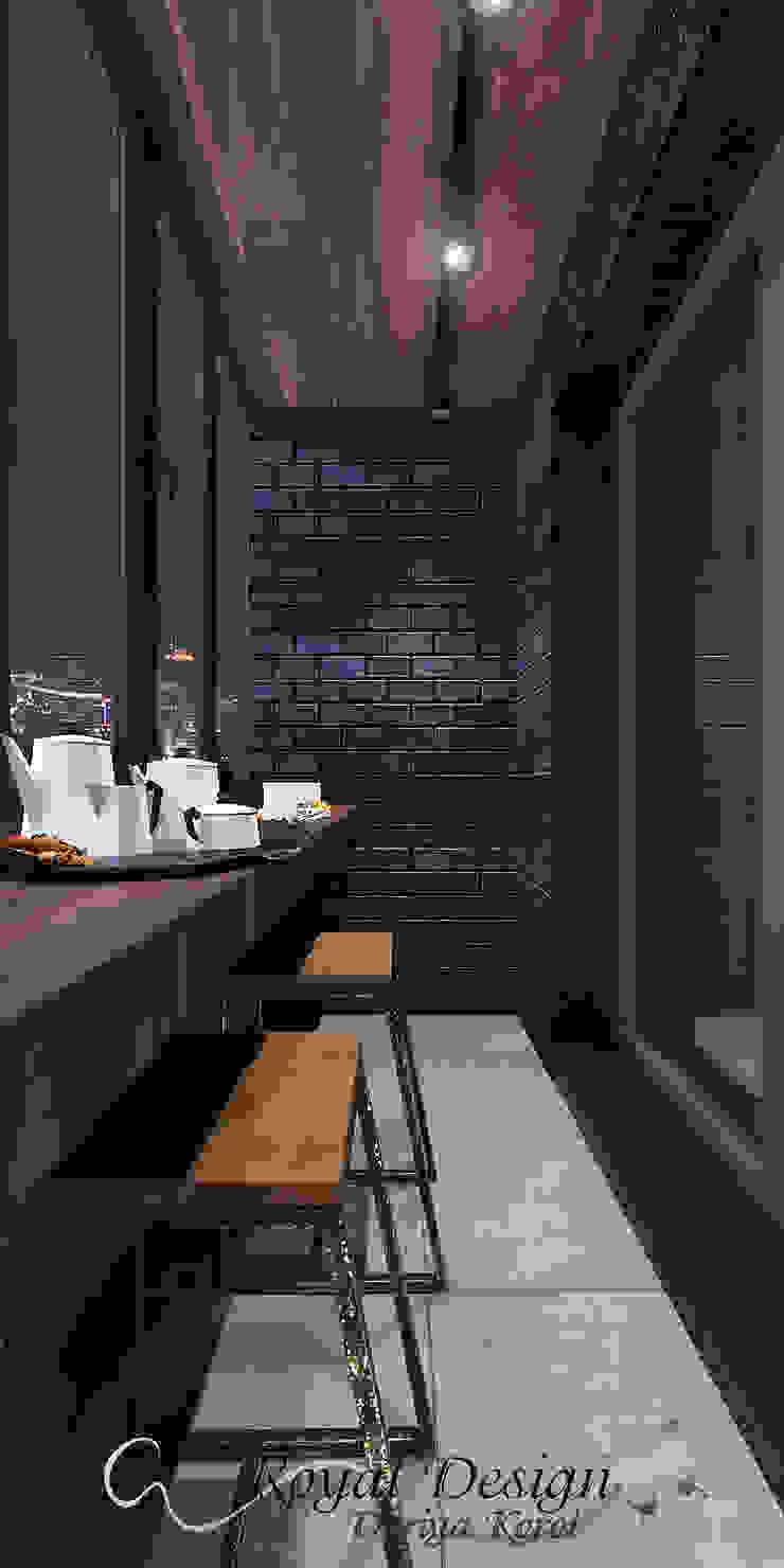 Your royal design Balcones y terrazas industriales Negro