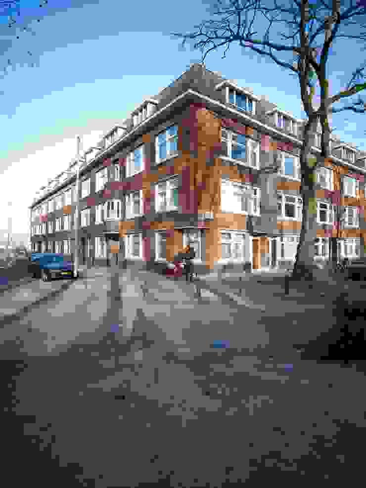 Walisblok Moderne huizen van Hulshof Architecten bv Modern