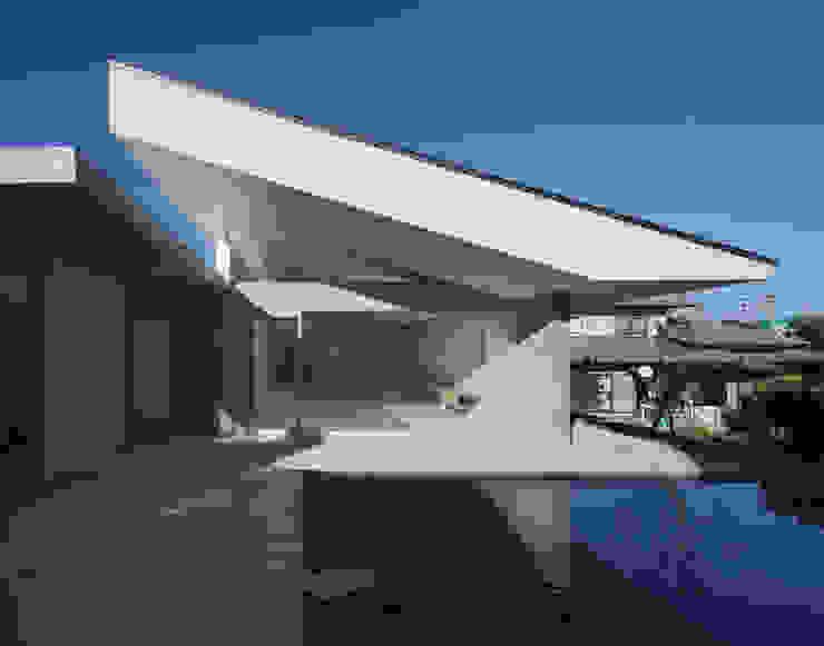 โดย 森裕建築設計事務所 / Mori Architect Office โมเดิร์น