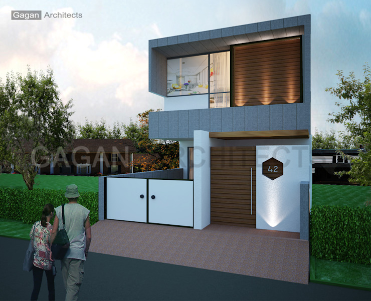 от Gagan Architects