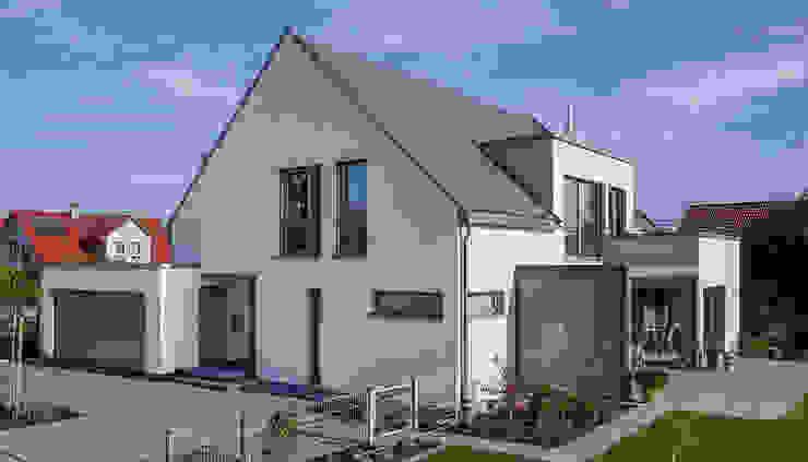 van KitzlingerHaus GmbH & Co. KG Modern Houtcomposiet Transparant