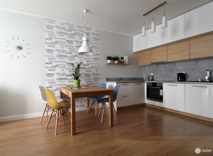 Modern kitchen by malee Modern