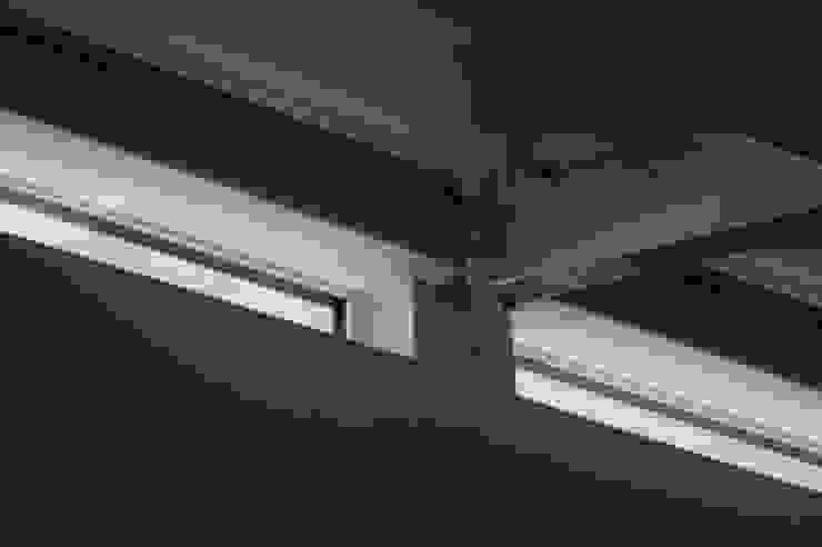 Levensloop bestendige woning in Denekamp Moderne woonkamers van In Perspectief architectuur Modern Glas