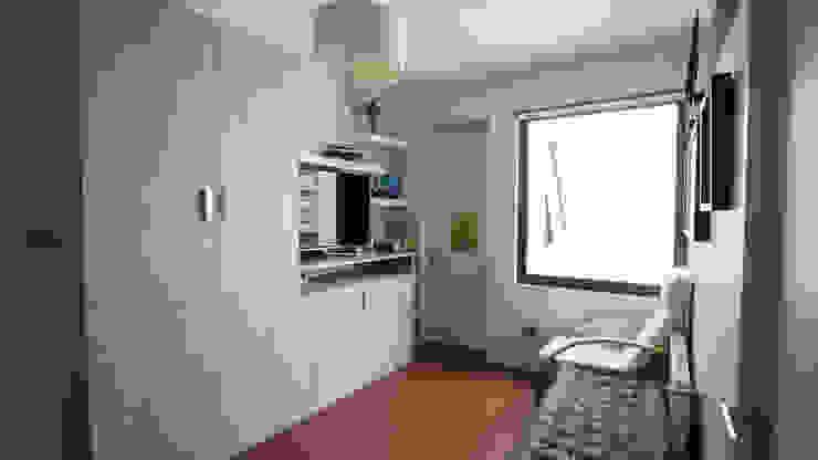 Muebles y cocina completa para casa camino del cerro alto en la Dehesa. de Retta spa Moderno