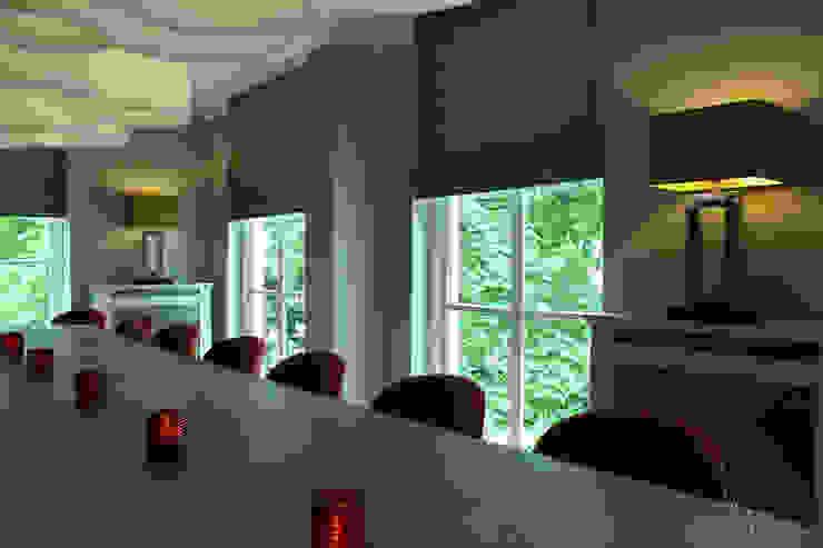 RL-ID Vergaderzaal Pavlov Den Haag van Robbert Lagerweij Interior Design Klassiek Zijde Geel
