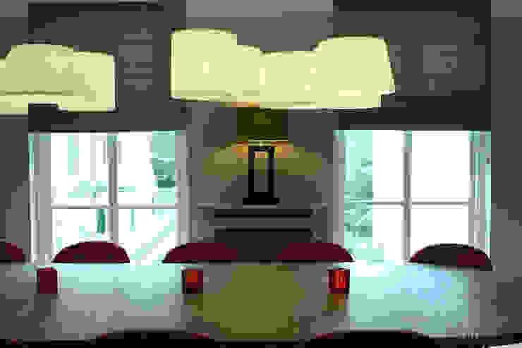 RL-ID Vergaderzaal Restaurant Pavlov Den Haag Klassieke studeerkamer van Robbert Lagerweij Interior Design Klassiek Massief hout Bont