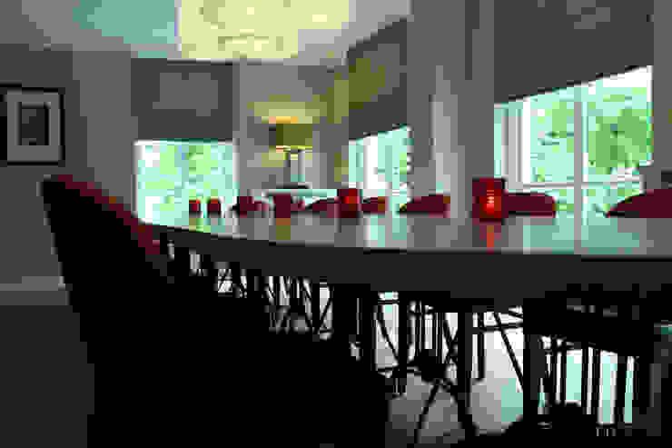 RL-ID Vergaderzaal Pavlov Den Haag Klassieke studeerkamer van Robbert Lagerweij Interior Design Klassiek Massief hout Bont