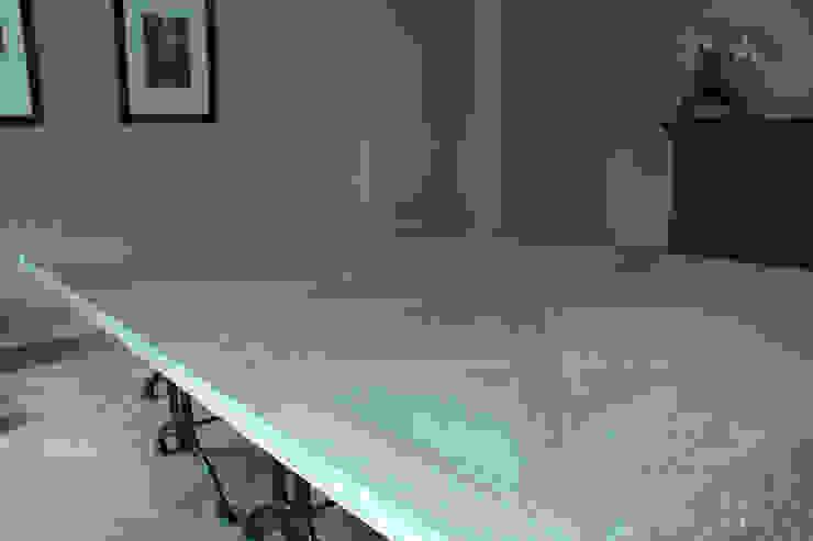 RL-ID Vergaderzaal restaurant Pavlov Den Haag van Robbert Lagerweij Interior Design Klassiek Massief hout Bont