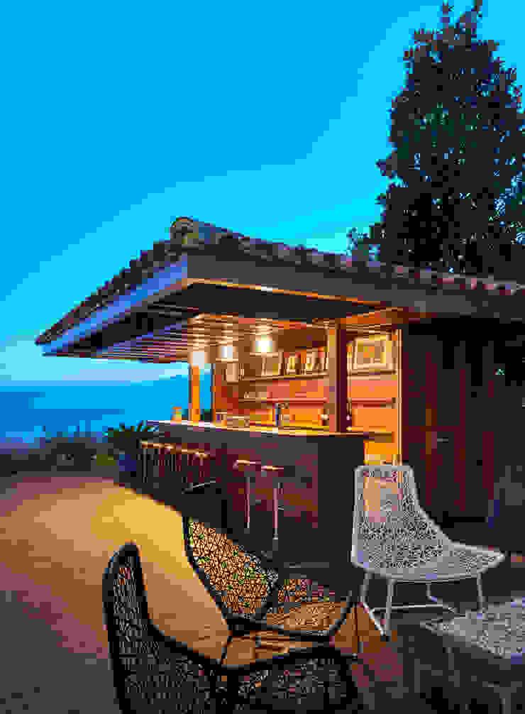Casa Sant Feliu de Guíxols SOLER-MORATO ARQUITECTES SLP Jardines de estilo mediterráneo Madera Acabado en madera