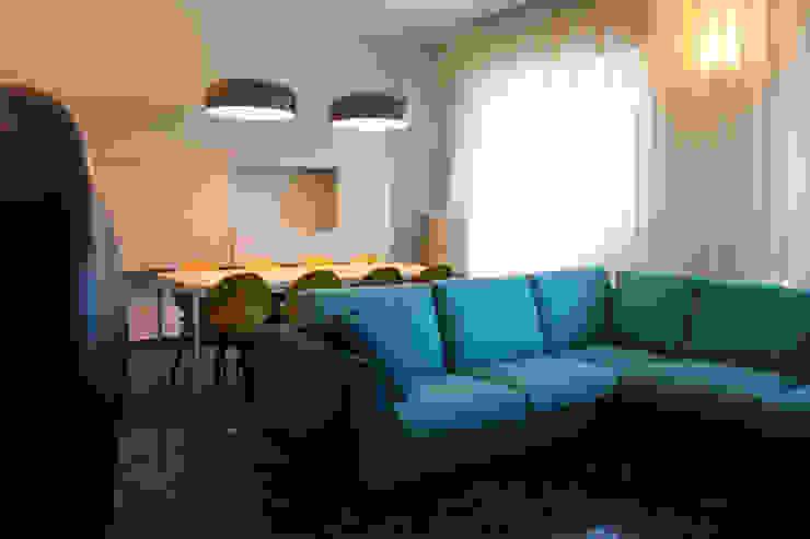 Flavia Benigni Architetto Salas de estilo moderno