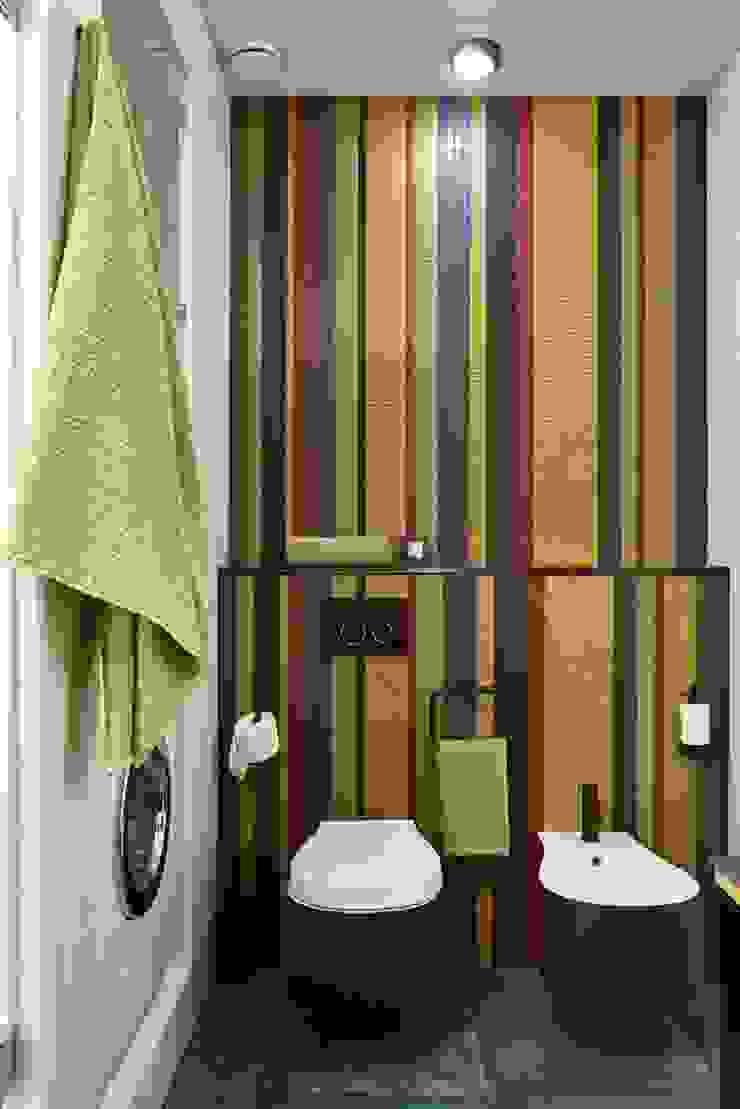 Salle de bain originale par Вира-АртСтрой Éclectique