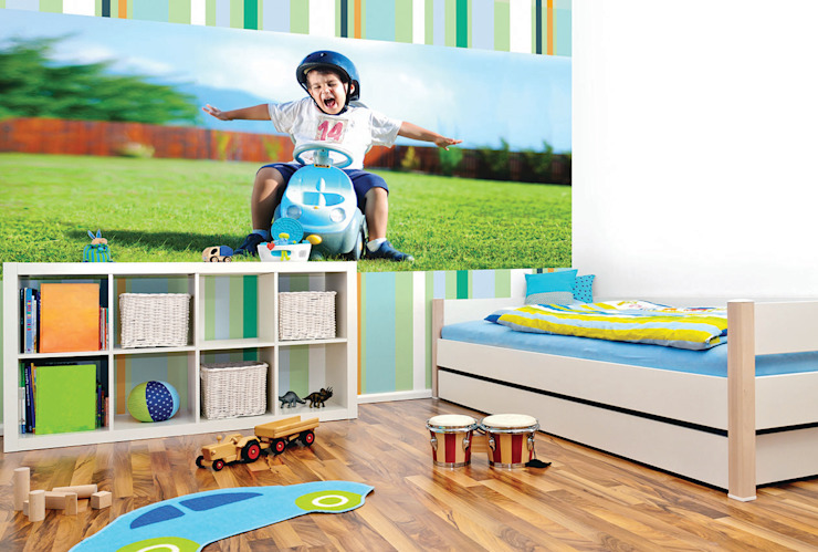Shoptoshop.com Modern walls & floors Multicolored
