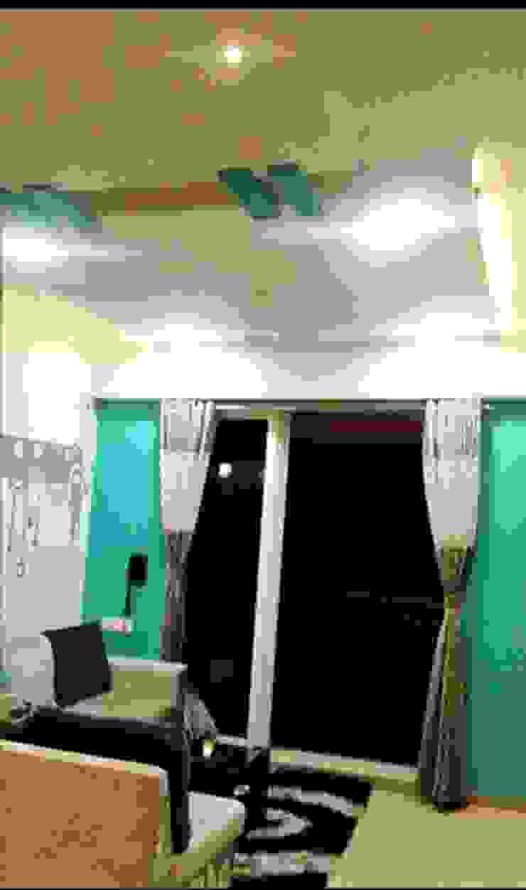 SHARADA INTERIORS Klassische Wohnzimmer