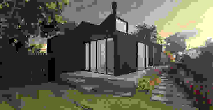 Casa LaBu, Concón, V Región de Valparaiso HVH arquitectura de HVH arquitectura