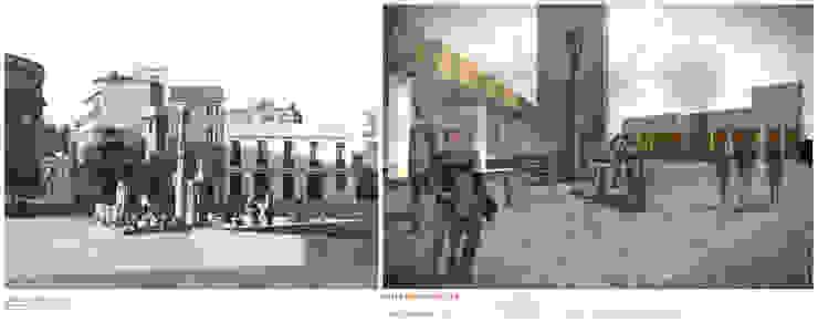 Plaza Assler de HVH arquitectura