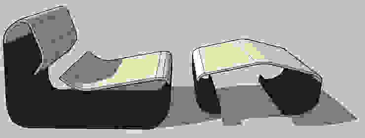 ทันสมัย  โดย AUREA Estudio de Diseño, โมเดิร์น