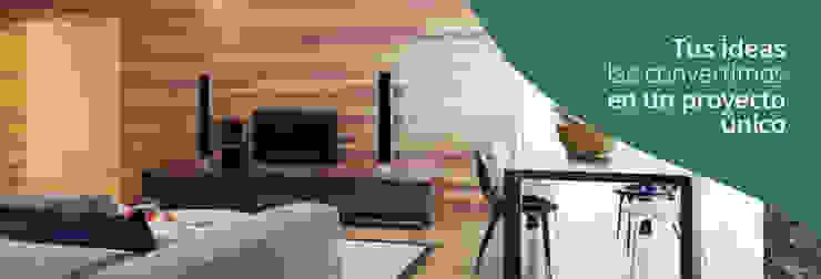 PROYECTOS Paredes y pisos de estilo clásico de DONNA AND WOOD SPA Clásico