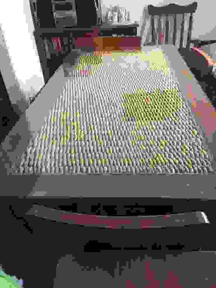 PROYECTOS de DONNA AND WOOD SPA Clásico Madera Acabado en madera